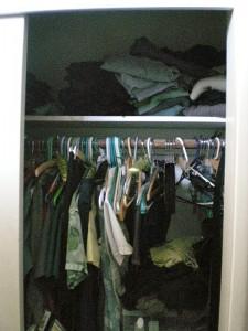 Professional Closet Organizing