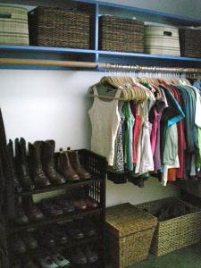 Closet Redesign   Oakland, CA