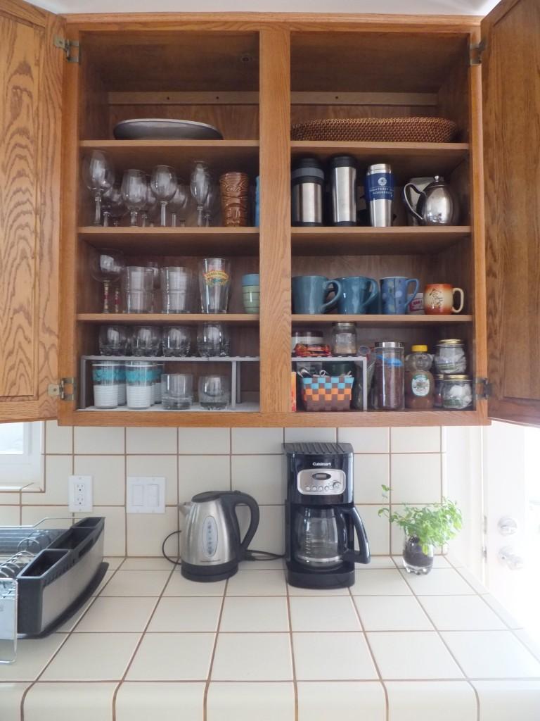 Kitchen Organizing - Bella Organizing