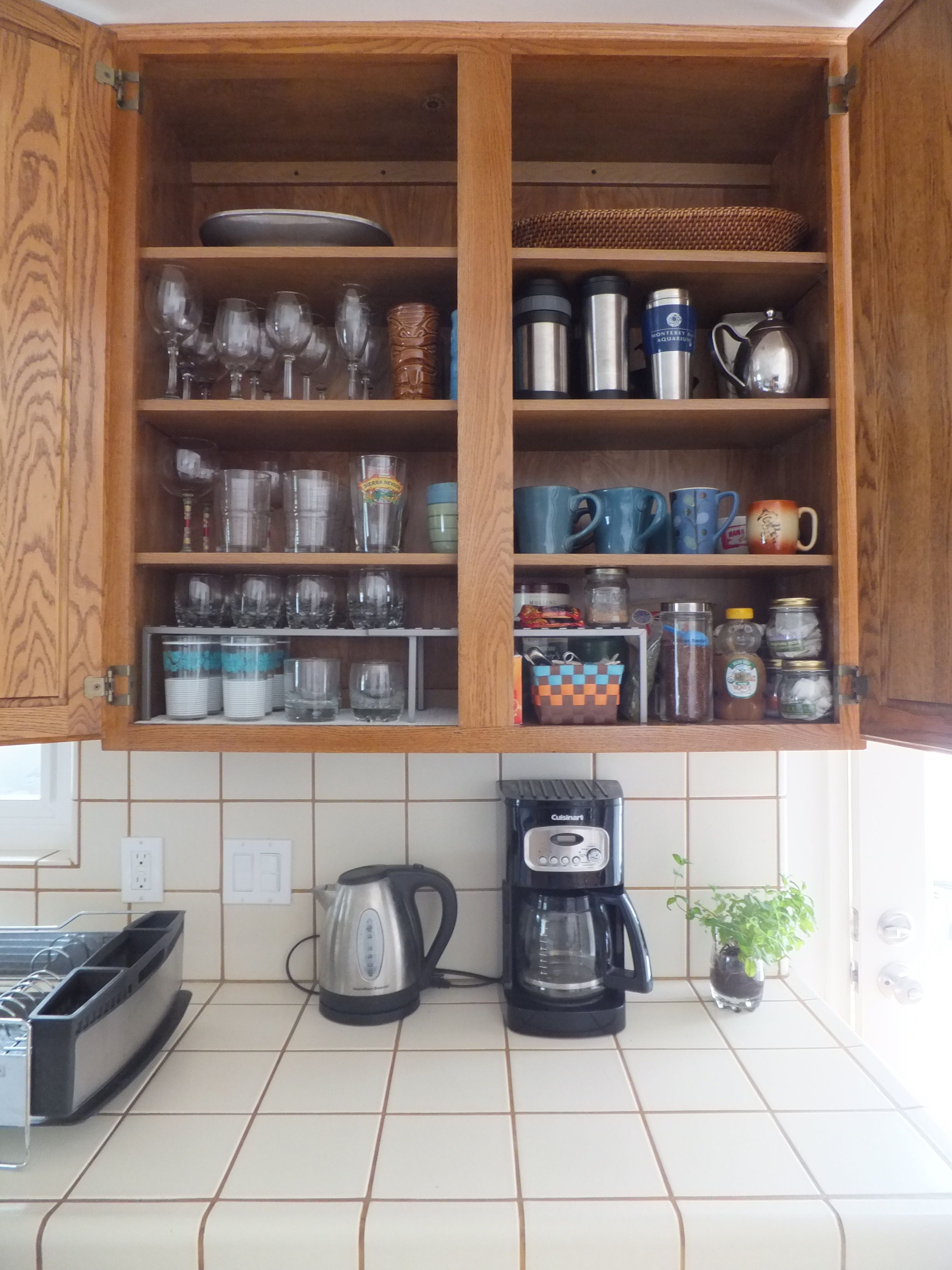 kitchen organizing bella san francisco bay area - Cabinet Organizers Kitchen