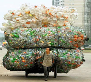 recycled-plastic-bottles